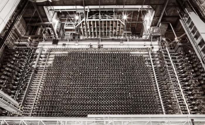 4) The Manhattan Project