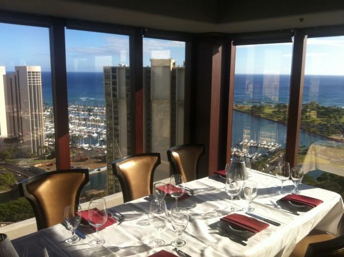 4) The Signature Prime Steak + Seafood, Honolulu