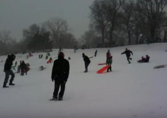 4.Suicide Hill, Brookside Park, Kansas City
