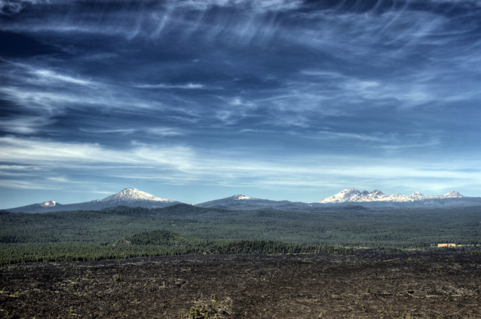 9. The view from Lava Butte