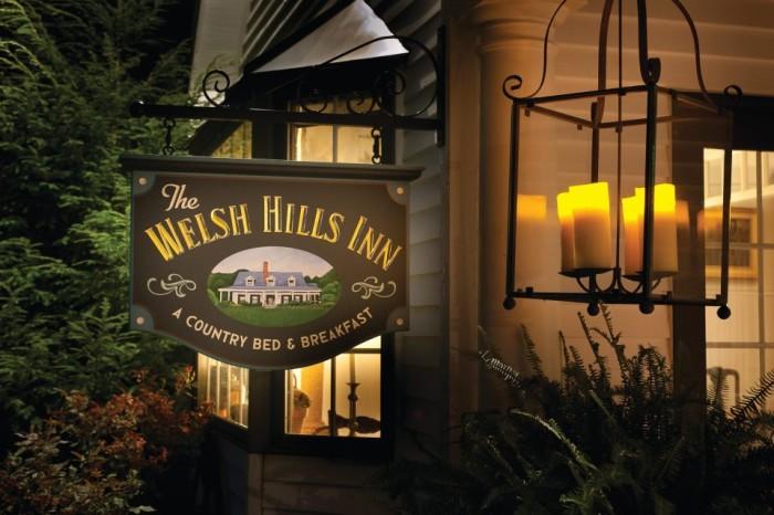 1. The Welsh Hills Inn (Granville)