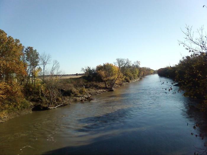 6. Neosho River