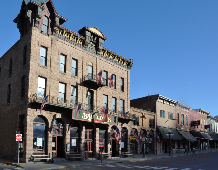 41. South Dakota: The Bullock Hotel