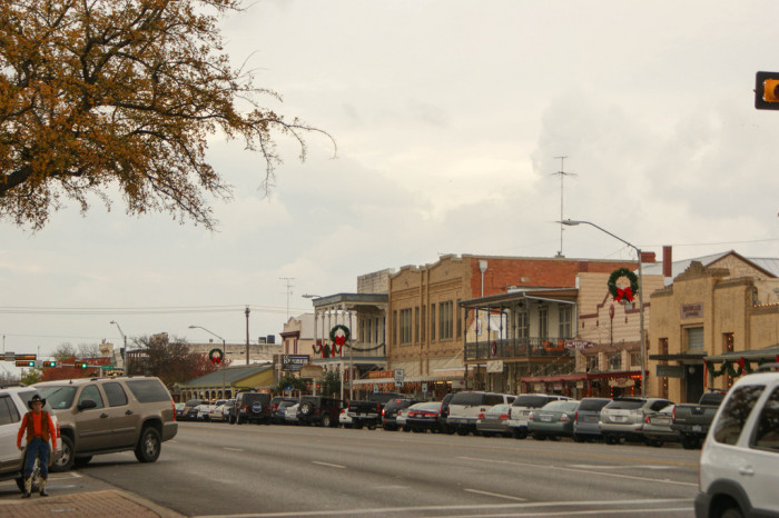8. Take a trip to a charming small town like Fredericksburg