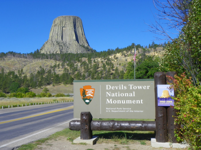 2. Devils Tower National Monument