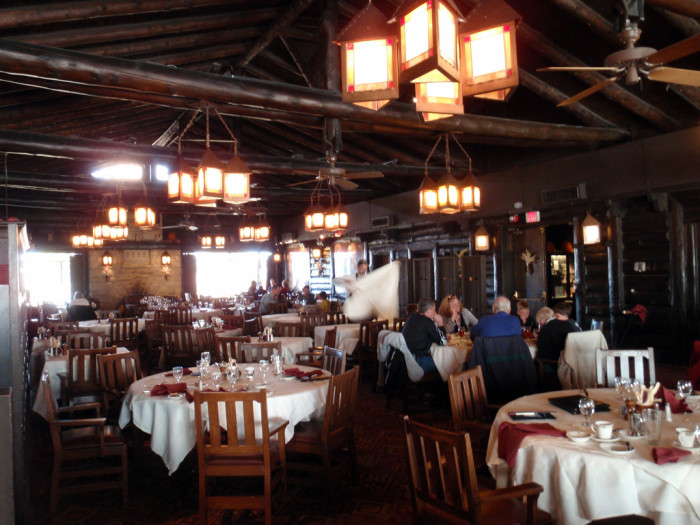 4. El Tovar Dining Room, Grand Canyon Village