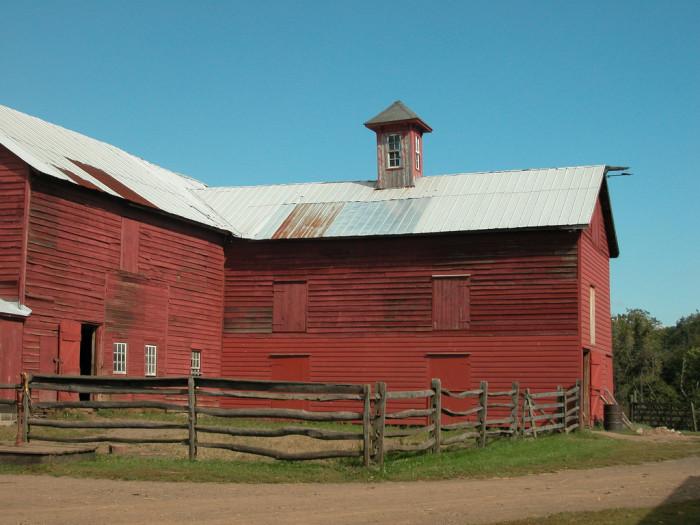 4. Howell Living History Farm, Lambertville