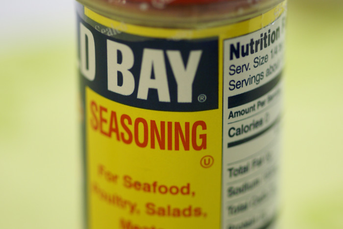 8) If you're cooking for a Marylander you better have this on hand. It's basically a condiment.