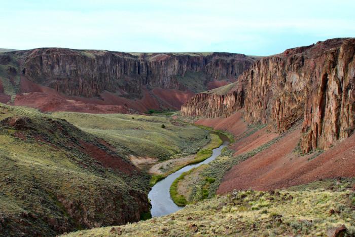 13. Owyhee River