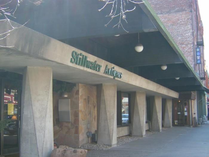 1. Stillwater Antiques Mall
