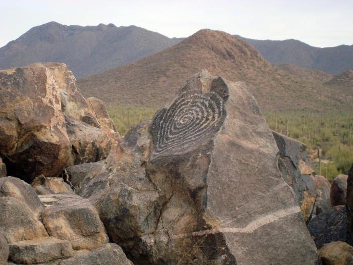5. Signal Hill, Saguaro National Park