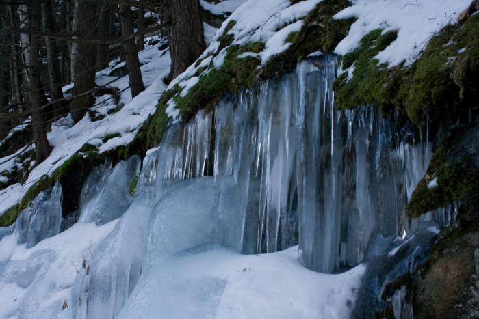 18.  Ice Falls