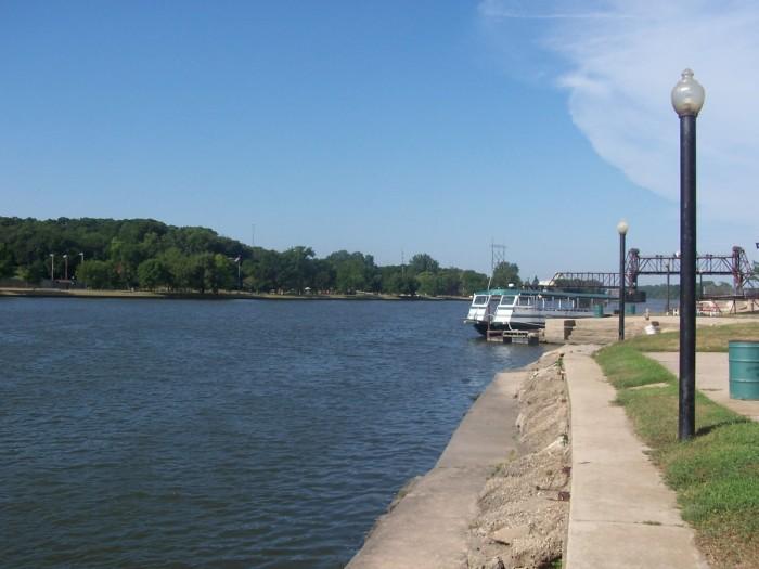 9. Marais des Cygnes River