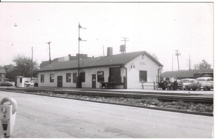 4. Train Depot in Warren