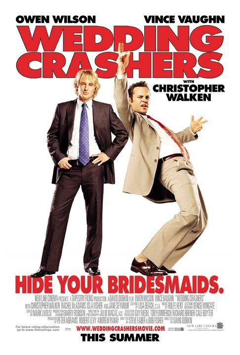 3) Wedding Crashers