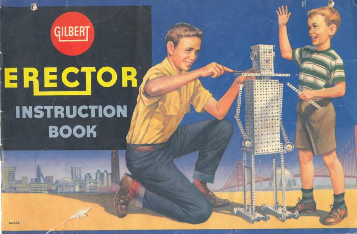 1. Erector Sets