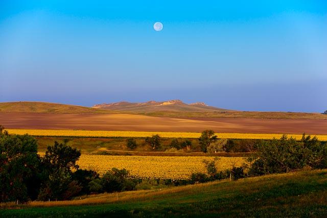 3. The Nebraska Sandhills