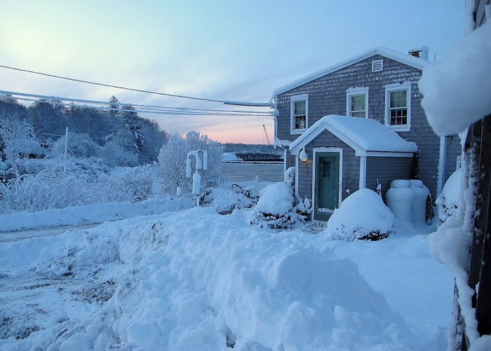 7. Maine didn't invent snow, but we ARE responsible for ways to get through the winter!