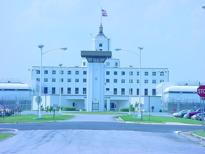 4. Georgia State Prison: Reidsville, Georgia