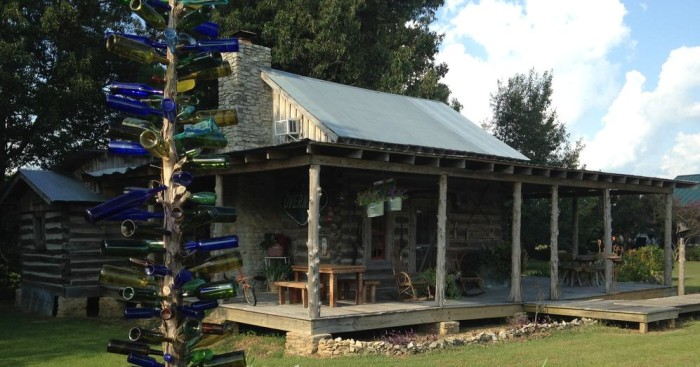 Blue Creek Cabin Bed And Breakfast, Oxford