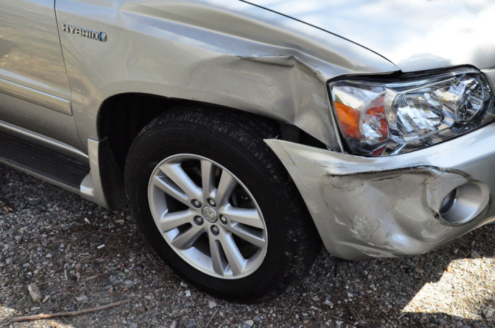 3. Car accidents