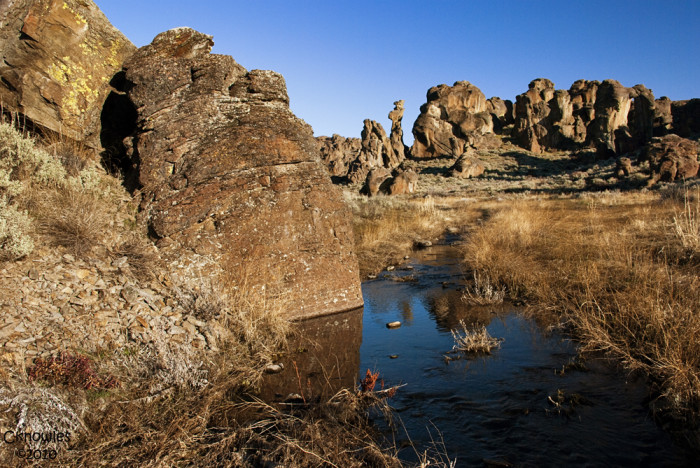 2. City of Rocks National Reserve, Almo