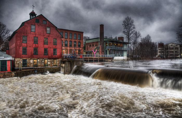 17. Powerful waters in Uxbridge