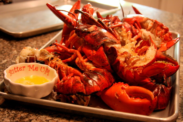 12. Lobstah!