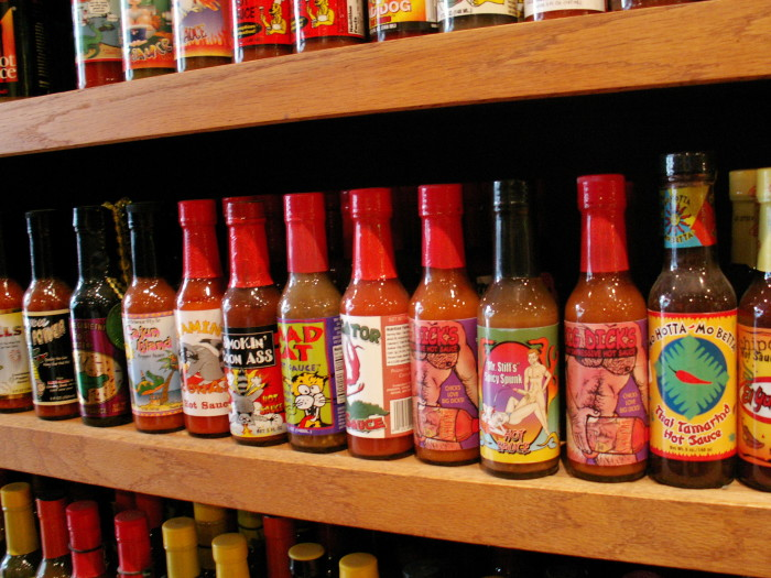 6. A Taste for Spicy