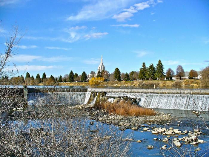 3. Idaho Falls, 2014