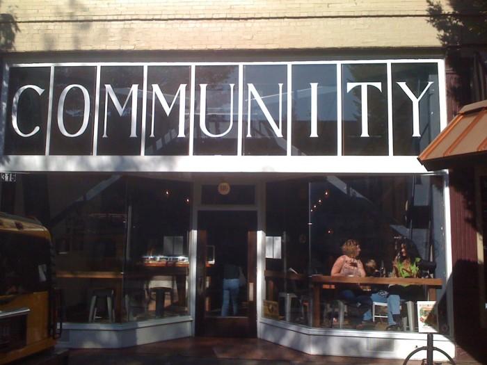 16. Community Plate