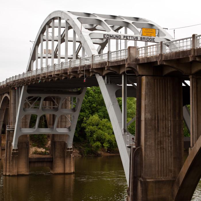 5. Edmund Pettus Bridge