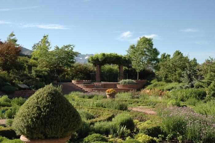 3. Red Butte Garden