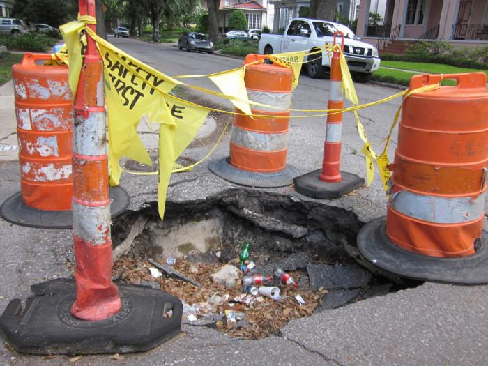 4. The Skill of Dodging Potholes