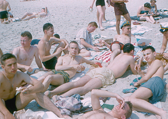 10 Vintage Photos Of New Jersey In The 1950s