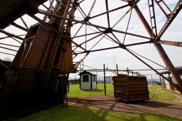 1. Soudan Underground Mine State Park.