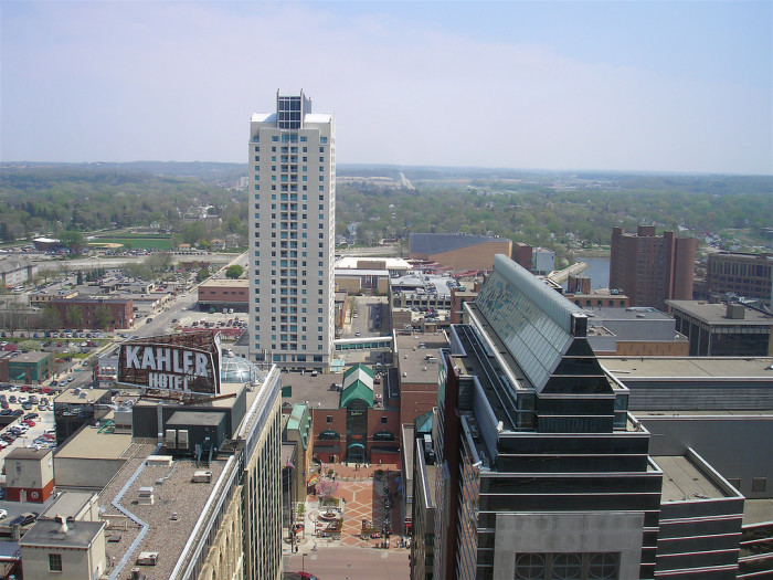 1. Rochester