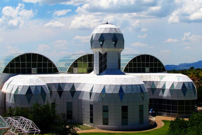 6. Oracle - Biosphere 2