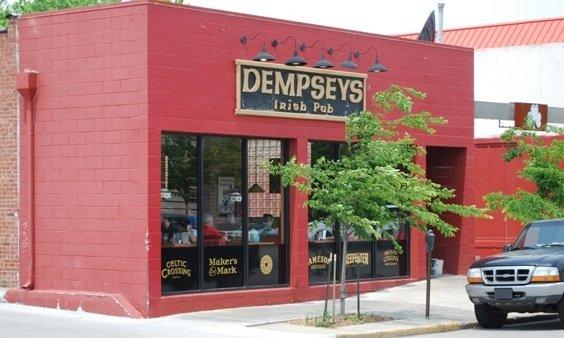 12. Dempsey's Burger Pub (Lawrence)