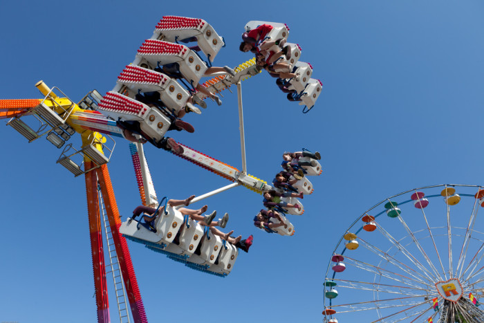 9.  Vermont has a ton of fairs (not to be confused with festivals).