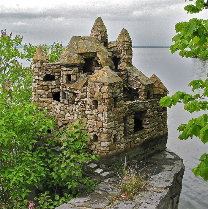 The Legend Behind These Vermont Castles Is Amazing