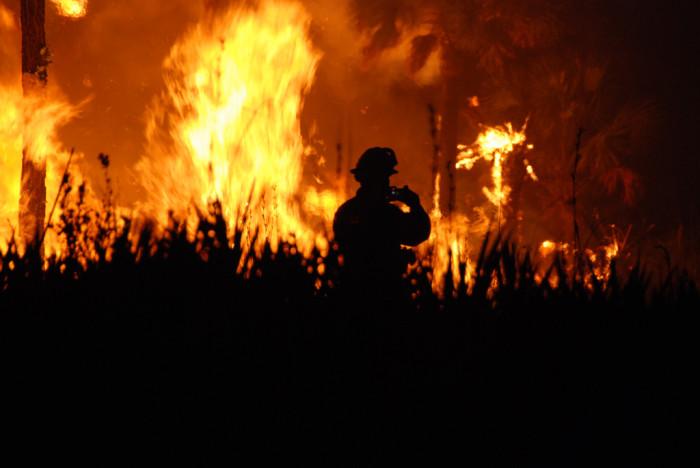 5. Wildfires
