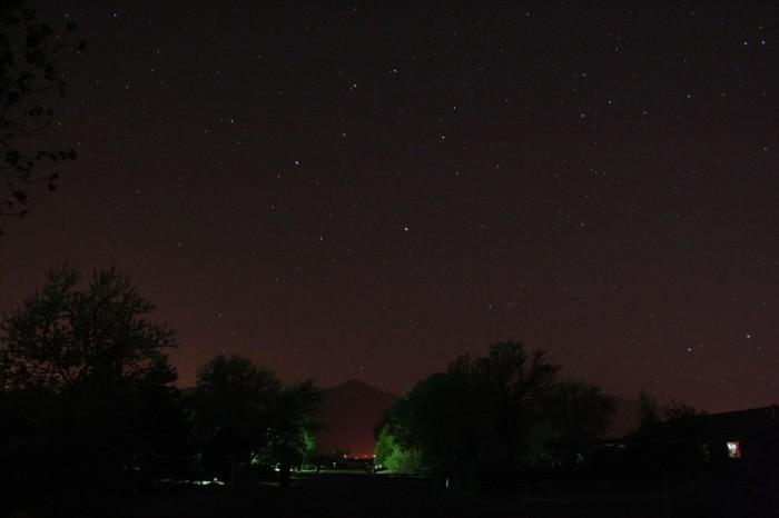 10. Lots of Stargazing Opportunities