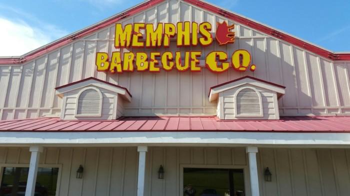 4. Memphis Barbecue Co., Horn Lake