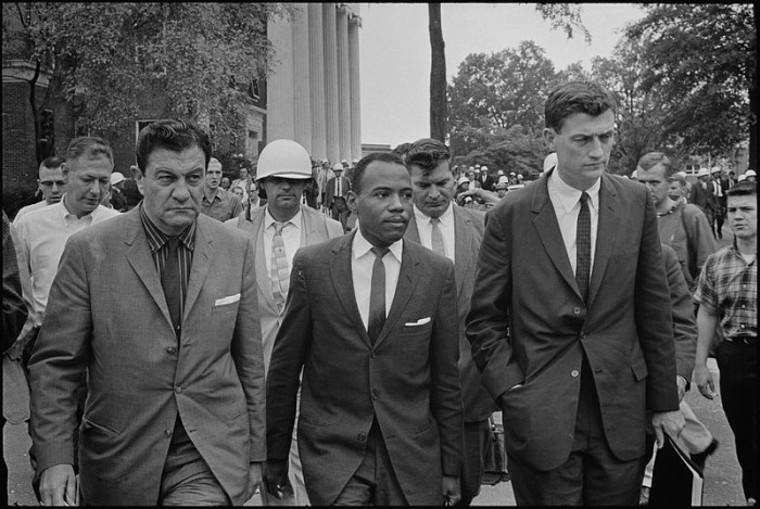 5. James Meredith's Arrival at the University of Mississippi