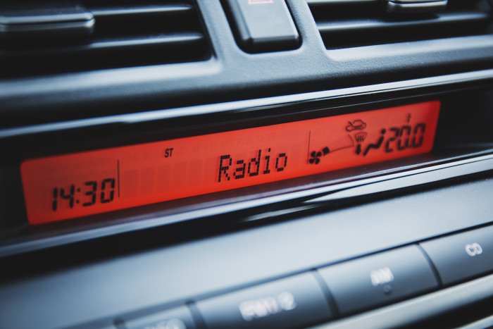 5) Despite the amount of time spent driving in Hawaii, the radio stations are generally a few months behind the mainland in terms on new music.