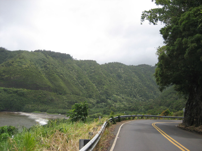 5) Drive Maui's famous Road to Hana.