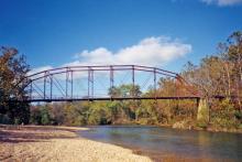 5.Black River, Lesterville