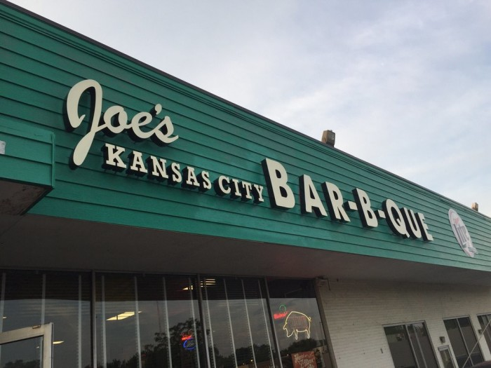 5.The Z-Man, Joe's BBQ, Kansas City