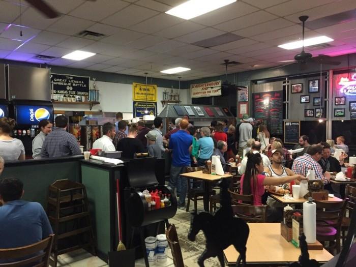 5.2. Joe's BBQ, Kansas City